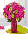 FTD Raspberry Sensation Bouquet - DELUXE