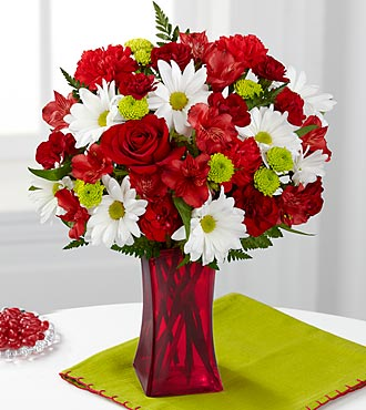 FTD Cherry Sweet Bouquet - CDR