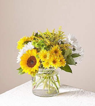 Hello Sunshine Bouquet - CGY
