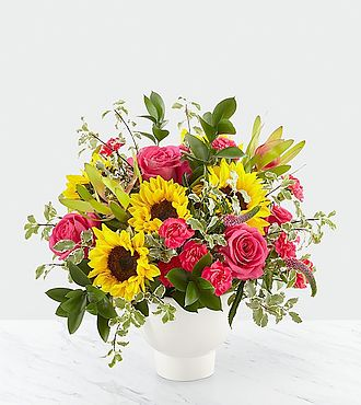 Fresh Beginnings Bouquet - D04