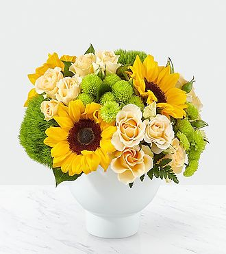 Truly Radiant Bouquet - D28