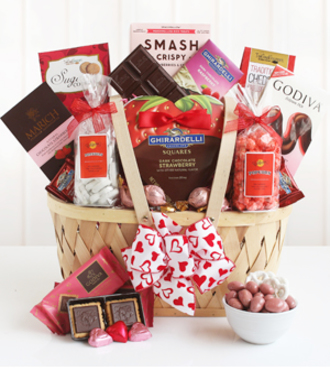 Valentine Chocolate Pink Favorites - FedEx
