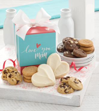 Mrs. Field's Love You Mom Mini Box - FedEx