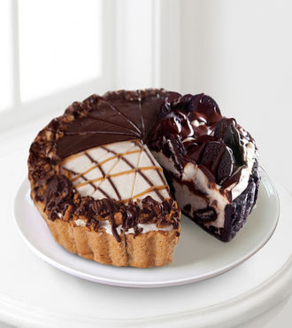 Eli's Candy Cookie Sampler Cheesecake - FedEx