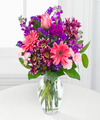 Image of Standard version for Garden Beauty Bouquet - FedEx