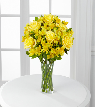 Citrus Burst Bouquet - FedEx - WGF801