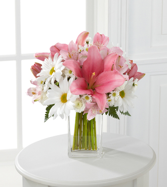 Always You Bouquet - 14 Stems - FedEx