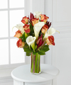 Autumn Grandeur Bouquet - 13 Stems - FedEx