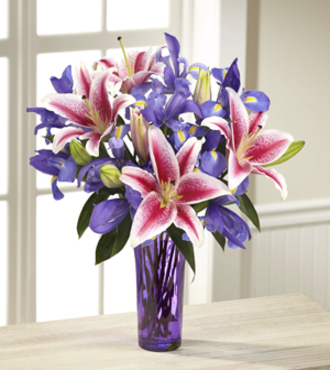 Belle of the Ball Bouquet - FedEx