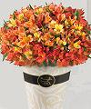 Podzim a díkůvzdání Květiny, pády, květiny, díkůvzdání, uspořádání, on-line, doručování květin, rostlin, dárek, dárky, aranžmá, kytice, kytice, uspořádání, výzdobu, dodávka, Teleflora, drát