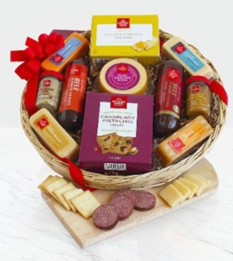Holiday Favorite Meat and Cheese - FedEx - WGG1039