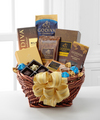 Godiva Greetings Basket - FedEx