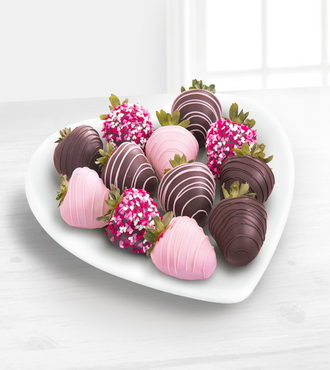chocolate dip delights valentine's day real chocolate covered, Ideas
