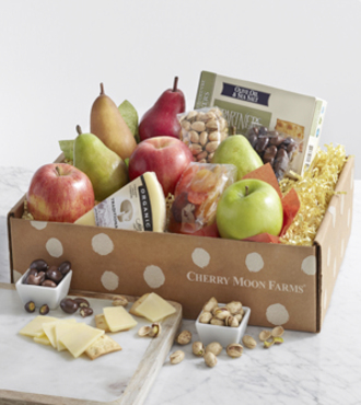 Simply Fresh Fruit Cheese and Snacks - FedEx - WGGF427