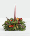Image of Standard version for Amber Autumn Centerpiece - FedEx