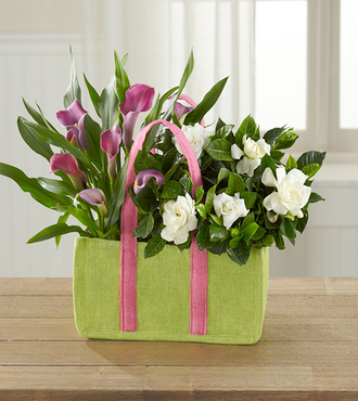 FTD Let Love Grow Calla Lily and Gardenia Plant Duo by Better Homes and Gardens - FedEx
