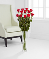 Ultimate Rose Bouquet - 12 Stems 3 Foot Roses - FedEx
