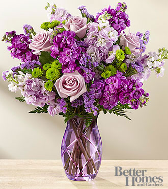 FTD Sweet Devotion Bouquet by Better Homes and Gardens - PREMIUM