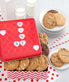 Image of Standard version for Mrs. Fields Be Mine Valentine Cookie Tin - FedEx