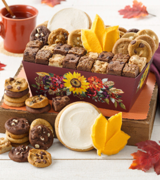 Autumn Abundance Combo Crate - FedEx - WGX1073