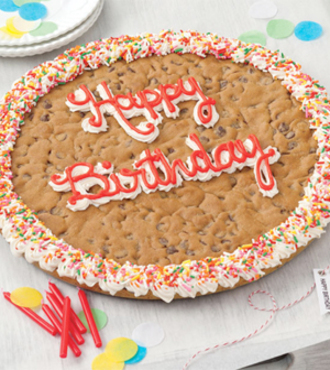 Happy Birthday Cookie Cake - FedEx - WGX1077