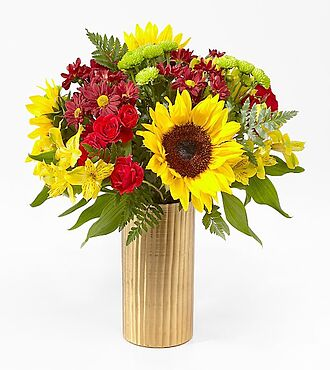 Shades of Autumn Bouquet - 20-F4
