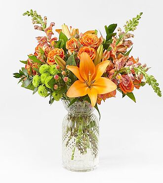 FTD Shades of Autumn Bouquet - 19-F5