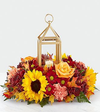 FTD Autumn Harvest Bouquet by Vera Wang