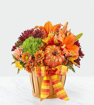 FTD Autumn Celebration Basket - 19-F8