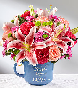 FTD Be Blessed Bouquet - PREMIUM