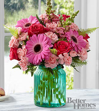 FTD Gifts from the Garden Bouquet by Better Homes and Gardens - DELUXE