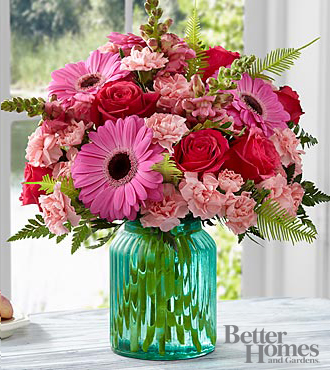 FTD Gifts from the Garden Bouquet by Better Homes and Gardens - PREMIUM