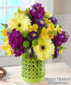 Image of Deluxe version for FTD Community Garden Bouquet by Better Homes and Garden