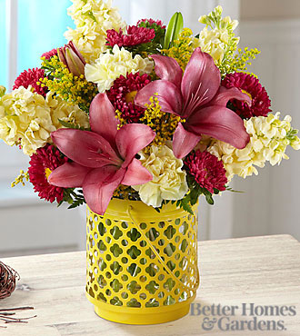 FTD Arboretum Bouquet by Better Homes and Gardens - DELUXE