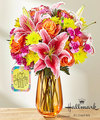 Image of Premium version for FTD You Did It Bouquet by Hallmark