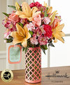 Image of Deluxe version for FTD Peace Comfort and Hope Bouquet by Hallmark