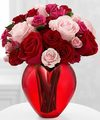 My Heart to Yours Rose Bouquet by