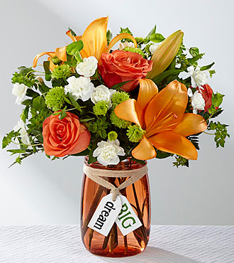 FTD Dream Big Bouquet - IN2