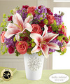 FTD California Chic Bouquet for Kathy Ireland