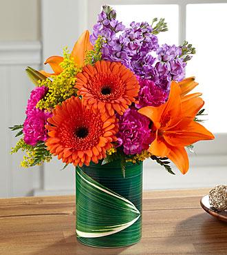 FTD Sunset Sweetness Bouquet