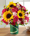 Image of Premium version for FTD Fresh Outlooks Bouquet