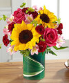 Image of Standard version for FTD Fresh Outlooks Bouquet