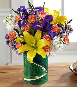 FTD Sunlit Wishes Bouquet - LF4