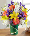 Image of Premium version for FTD Sunlit Wishes Bouquet