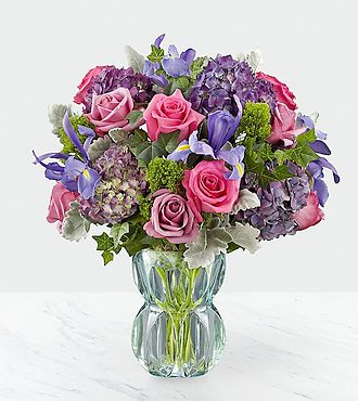 Lavender Luxe Luxury Bouquet - LX152