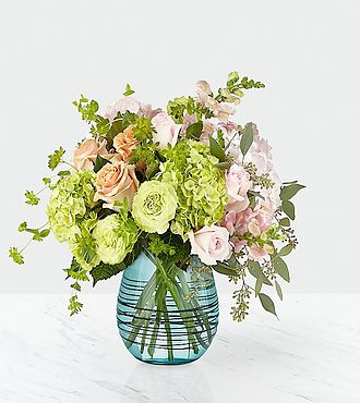 FTD Irreplaceable Luxury Bouquet- VASE INCLUDED - LX185