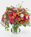 Image of Standard version for FTD Only The Best Luxury Bouquet- VASE INCLUDED