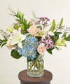 Image of Premium version for Hello Beautiful Lavender Rose Bouquet