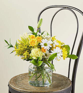 FTD Sweet Devotion Bouquet by Better Homes and Gardens