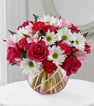 FTD Perfect Blooms Bouquet - DELUXE